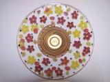 Grande coupe à spirale floralies